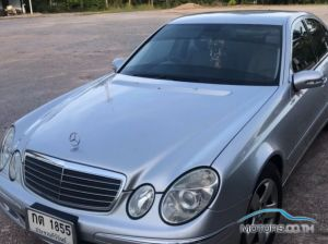 Secondhand MERCEDES-BENZ E220 CDI (2005)