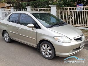 Secondhand HONDA CITY (2003)
