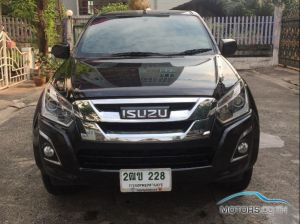 Secondhand ISUZU D-MAX (2017)