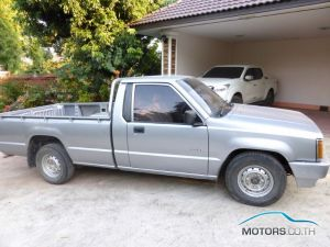Secondhand MITSUBISHI L200 CYCLONE (1990)