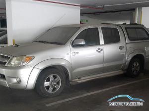 รถมือสอง, รถยนต์มือสอง TOYOTA HILUX VIGO (2006)