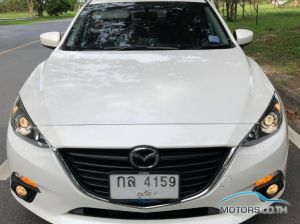 Secondhand MAZDA 3 (2014)