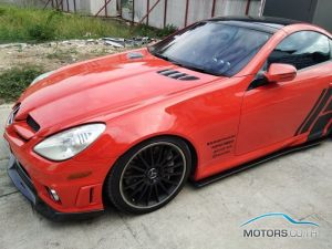 New, Used & Secondhand Cars MERCEDES-BENZ SLK200 (2010)