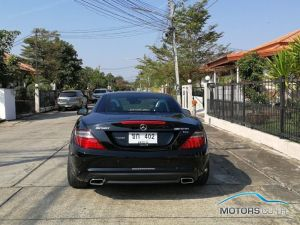 Secondhand MERCEDES-BENZ SLK200 (2014)