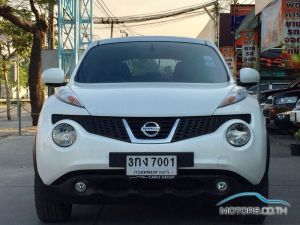 Secondhand NISSAN JUKE (2014)