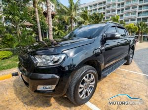 Secondhand FORD RANGER (2017)