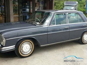 Secondhand MERCEDES-BENZ 190C (1968)