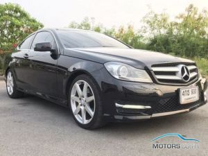 Secondhand MERCEDES-BENZ C180 AMG (2013)