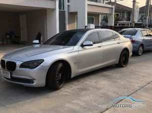 Secondhand BMW 730LD (2011)