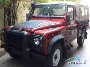 Secondhand LAND ROVER DEFENDER (2011)
