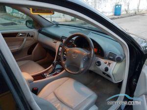 รถมือสอง, รถยนต์มือสอง MERCEDES-BENZ C200 KOMPRESSOR (2003)