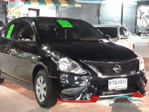 Secondhand NISSAN ALMERA (2017)