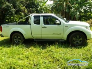 Secondhand NISSAN NAVARA (2013)