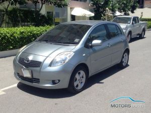 Secondhand TOYOTA YARIS (2008)
