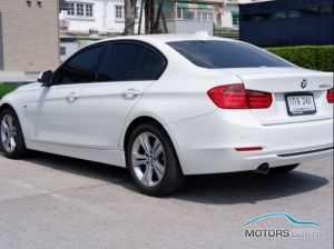 Secondhand BMW 320D (2012)