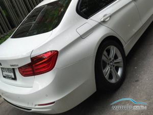 Secondhand BMW 320I (2013)