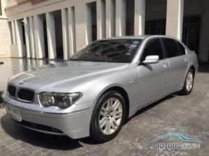 รถมือสอง, รถยนต์มือสอง BMW 730LI (2005)