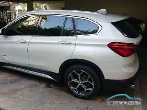Secondhand BMW X1 (2018)
