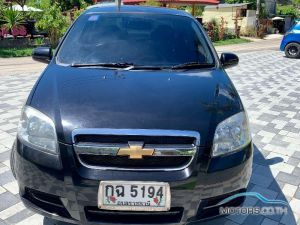 Secondhand CHEVROLET AVEO (2008)