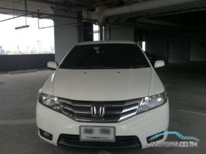 Secondhand HONDA CITY (2012)