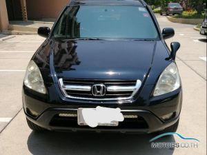 Secondhand HONDA CR-V (2002)