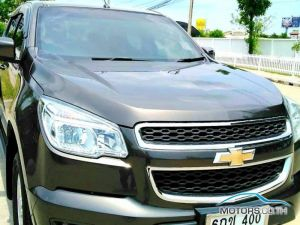 Secondhand CHEVROLET COLORADO (2013)