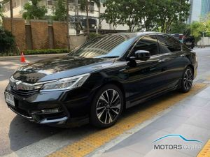 Secondhand HONDA ACCORD (2016)