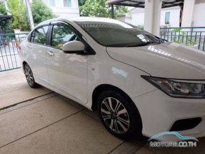 Secondhand HONDA CITY (2017)