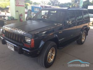 Secondhand JEEP CHEROKEE (1997)