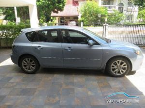 Secondhand MAZDA 3 (2007)