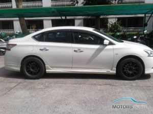 Secondhand NISSAN SYLPHY (2014)