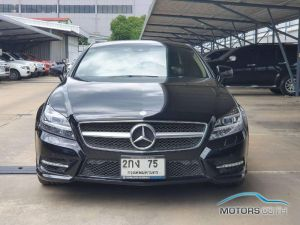 Secondhand MERCEDES-BENZ CLS250 CDI (2013)