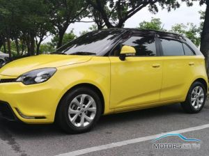 Secondhand MG MG3 (2016)