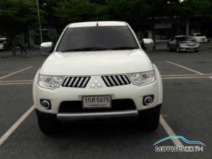 รถมือสอง, รถยนต์มือสอง MITSUBISHI PAJERO SPORT (2013)
