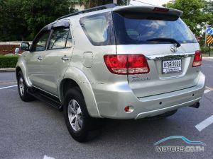 รถมือสอง, รถยนต์มือสอง TOYOTA FORTUNER (2007)