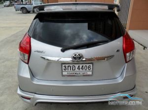 Secondhand TOYOTA YARIS (2015)