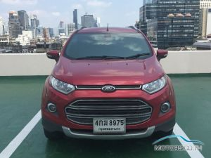 Secondhand FORD ECOSPORT (2015)