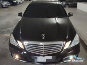 Secondhand MERCEDES-BENZ E300 (2012)
