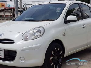 Secondhand NISSAN MARCH (2011)