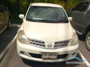 Secondhand NISSAN TIIDA (2010)