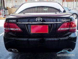 Secondhand TOYOTA CROWN (2008)