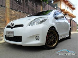 Secondhand TOYOTA YARIS (2013)