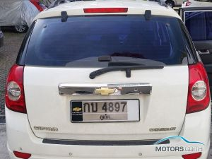 Secondhand CHEVROLET CAPTIVA (2011)