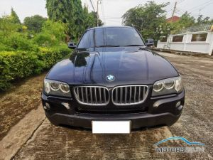 รถมือสอง, รถยนต์มือสอง BMW X3 (2010)