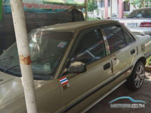 รถใหม่, รถมือสอง TOYOTA COROLLA (1992)