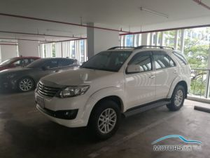 Secondhand TOYOTA FORTUNER (2014)