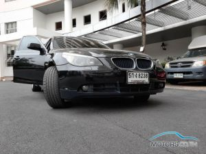 Secondhand BMW 520D (2007)