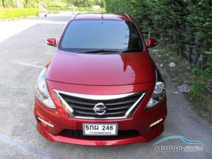 Secondhand NISSAN ALMERA (2016)