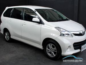 Secondhand TOYOTA AVANZA (2014)