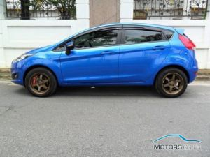 Secondhand FORD FIESTA (2016)